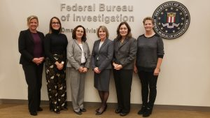 FBI Leadership (Women) 2019